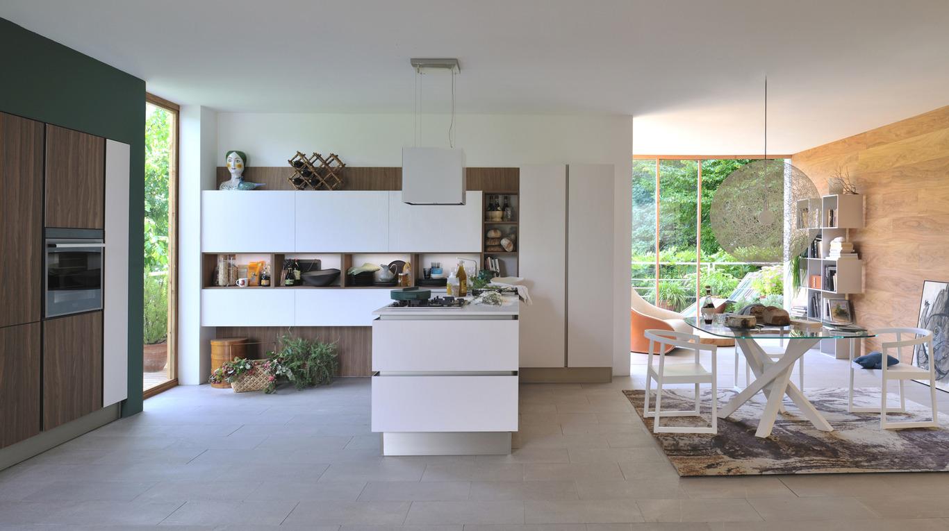 Oyster Pro | Veneta Cucine Baule