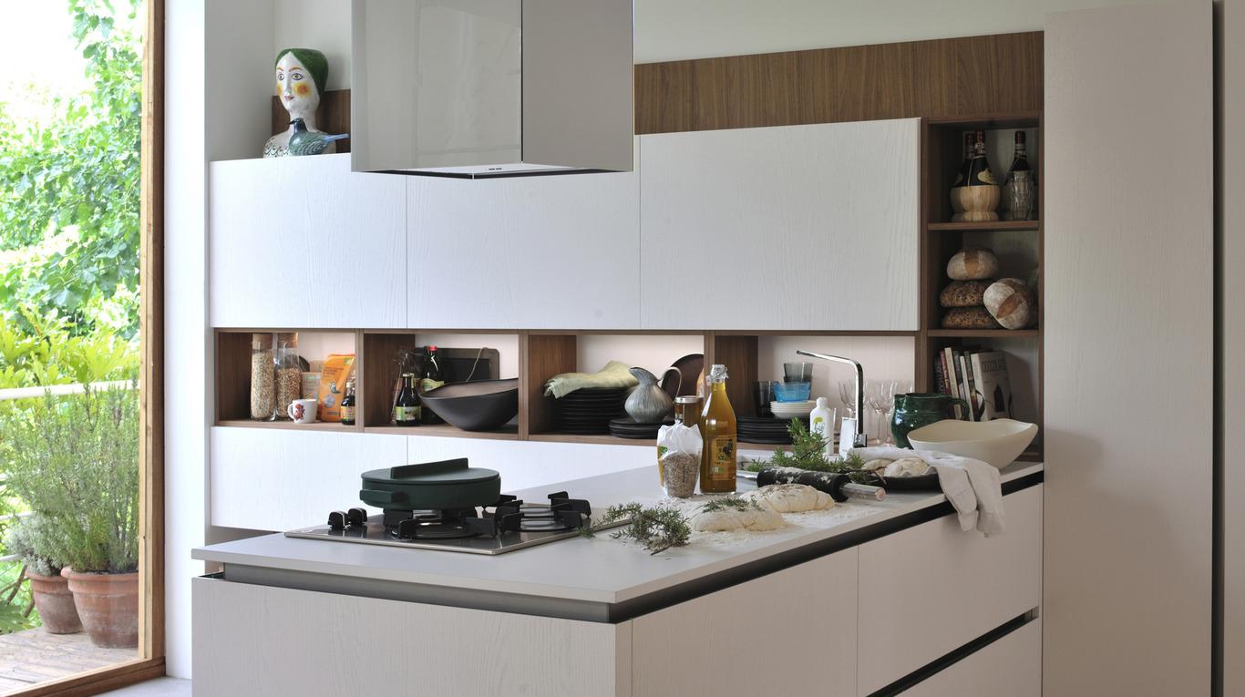 Veneta Cucine Bianca.Oyster Pro Veneta Cucine Lorgues