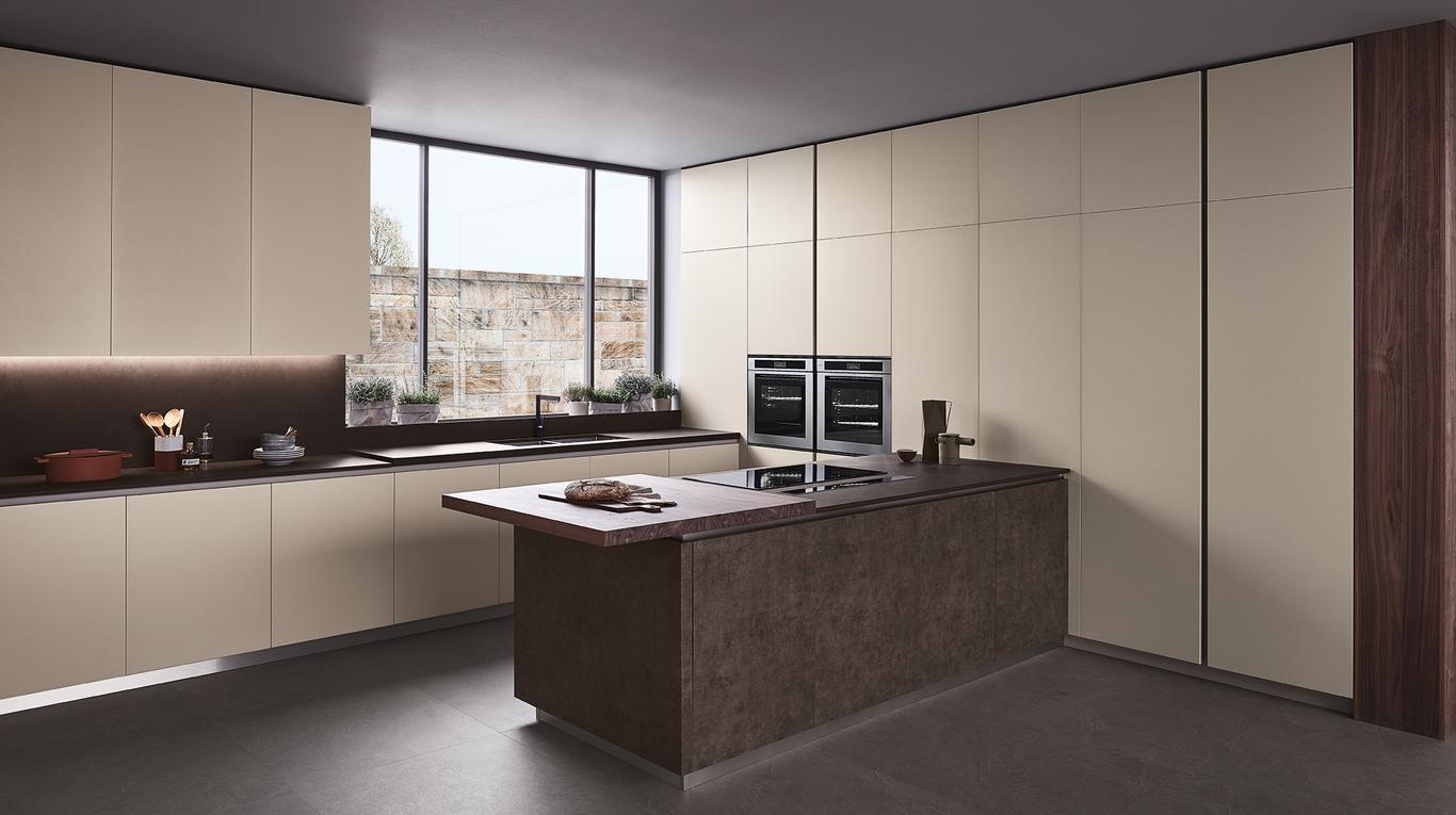 vid o cuisines bains magazine pour veneta cucine gamme lounge veneta cucine france. Black Bedroom Furniture Sets. Home Design Ideas