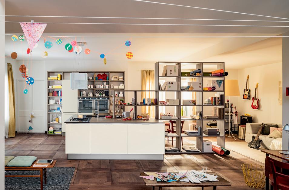 Meuble-étagère-cuisine