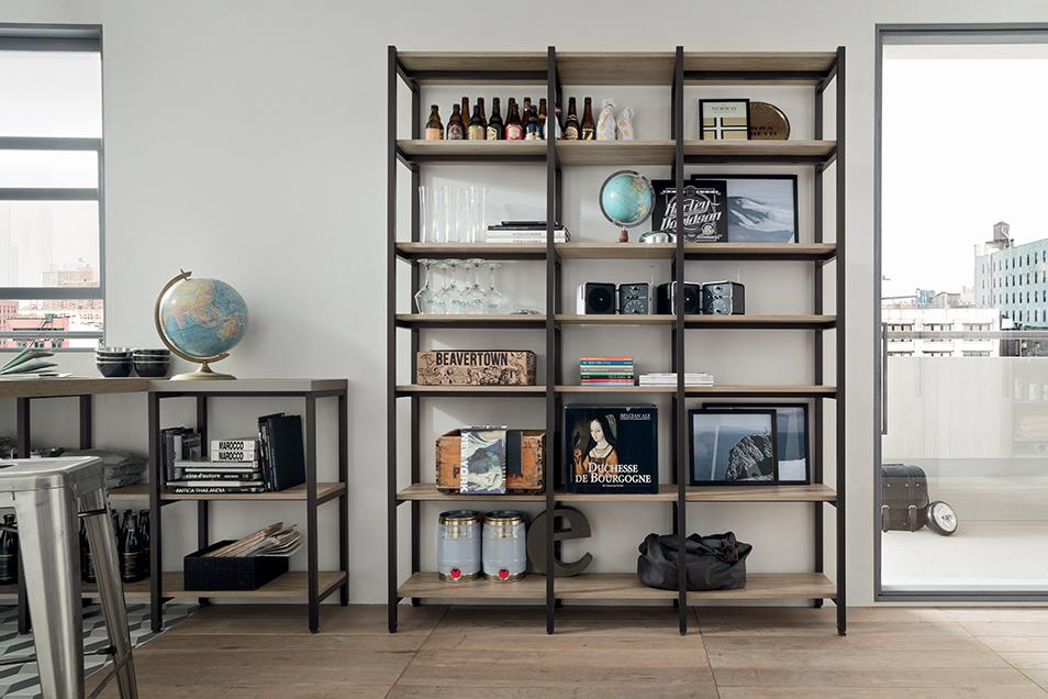 Meuble-étagère-salon-moderne