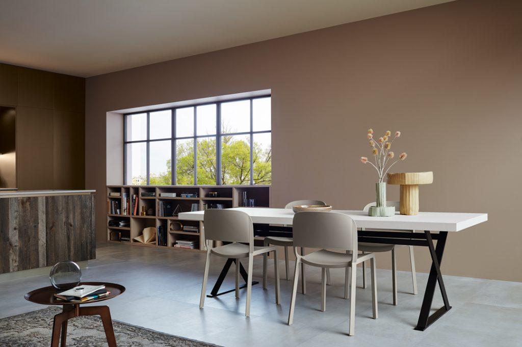 Table-et-chaises salon moderne