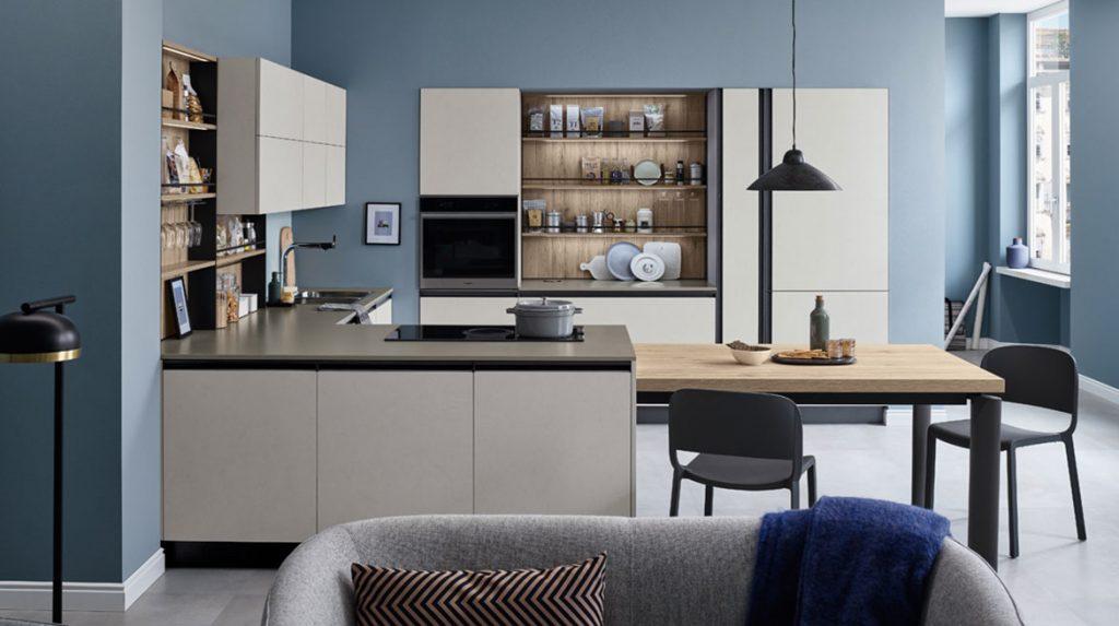 Cuisine moderne design 2020