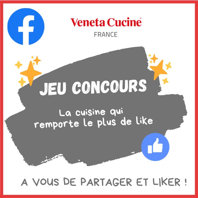 Jeu concours Veneta Cucine France