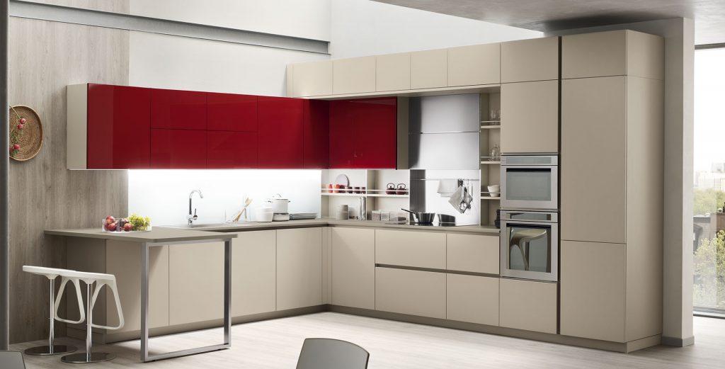 Modèle de cuisine Lounge