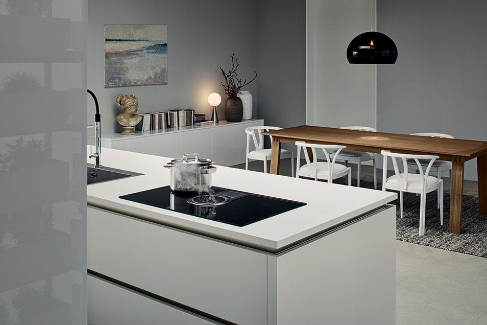 Meubles cuisine italienne design